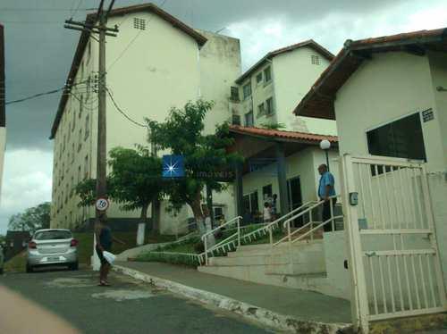 Apartamento, código 381202 em Mogi das Cruzes, bairro Mogi Moderno