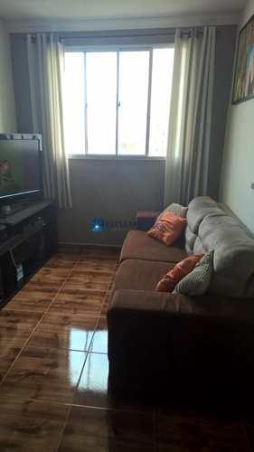Apartamento, código 381205 em Mogi das Cruzes, bairro Vila Mogilar