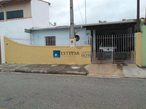 Casa, código 112036 em Mogi das Cruzes, bairro Jardim São Pedro