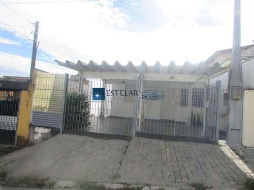 Casa, código 92234 em Mogi das Cruzes, bairro Vila Lavínia