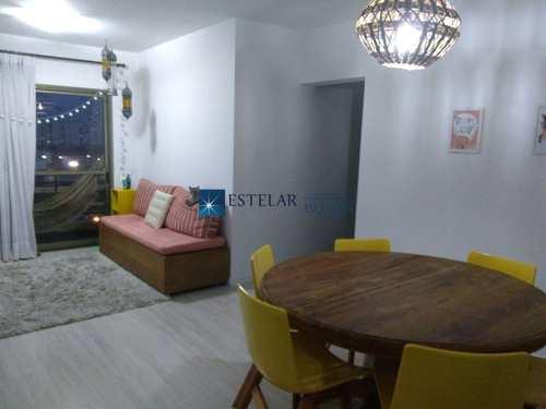 Apartamento, código 381218 em Mogi das Cruzes, bairro Vila Mogilar