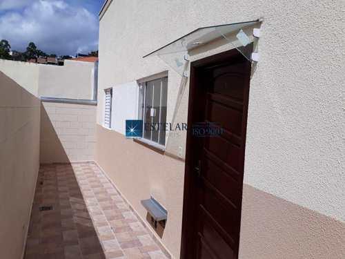 Casa, código 112074 em Mogi das Cruzes, bairro Vila São Paulo