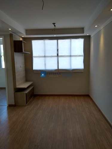 Apartamento, código 112075 em Mogi das Cruzes, bairro Jardim Nathalie