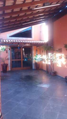 Sobrado, código 113120 em Mogi das Cruzes, bairro Vila Cintra