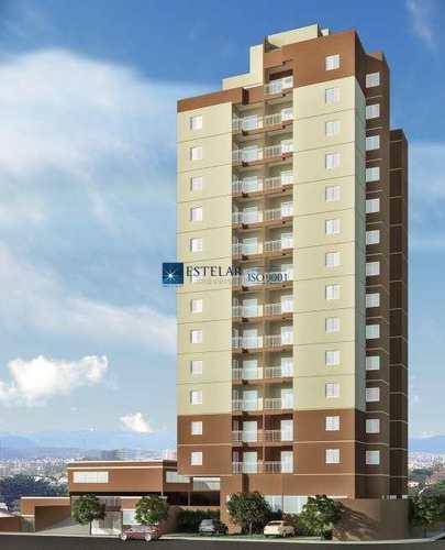 Apartamento, código 381301 em Mogi das Cruzes, bairro Vila Mogilar