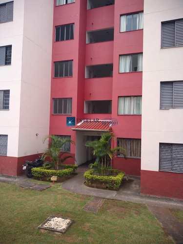 Apartamento, código 381305 em Mogi das Cruzes, bairro Parque Santana