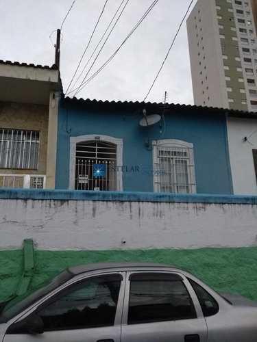 Casa, código 113233 em Mogi das Cruzes, bairro Centro