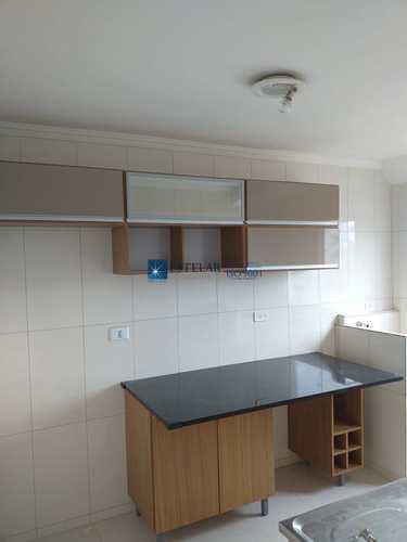 Apartamento, código 92588 em Mogi das Cruzes, bairro Vila Caputera