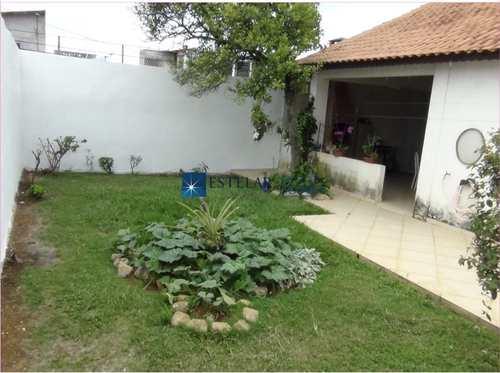 Casa, código 92627 em Mogi das Cruzes, bairro Conjunto Residencial do Bosque