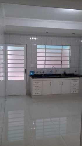 Sobrado, código 113363 em Mogi das Cruzes, bairro Jardim São Francisco