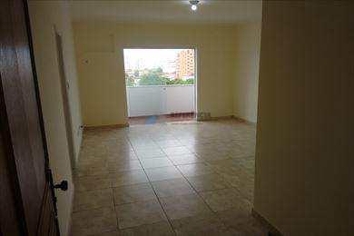 Apartamento, código 628 em Santos, bairro Aparecida