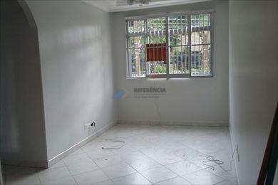 Apartamento, código 623 em Santos, bairro Embaré