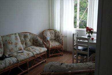 Apartamento, código 622 em Santos, bairro Ponta da Praia