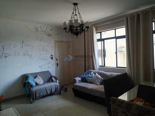 Apartamento, código 607 em Santos, bairro Estuário