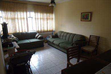 Apartamento, código 600 em Santos, bairro Encruzilhada