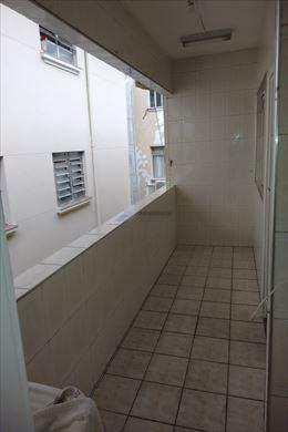 Apartamento, código 564 em Santos, bairro Embaré