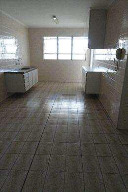 Apartamento, código 460 em Santos, bairro Boqueirão