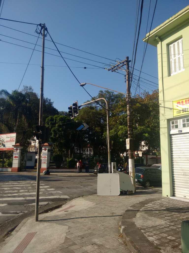 Casa Comercial em Santos, no bairro Campo Grande