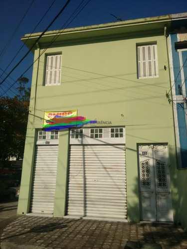 Casa Comercial, código 638 em Santos, bairro Campo Grande