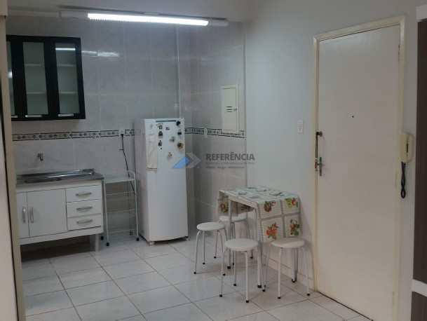Studio em Santos, no bairro Boqueirão