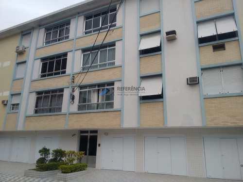 Apartamento, código 651 em Santos, bairro Ponta da Praia