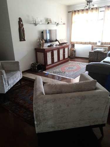Apartamento, código 657 em Santos, bairro Ponta da Praia