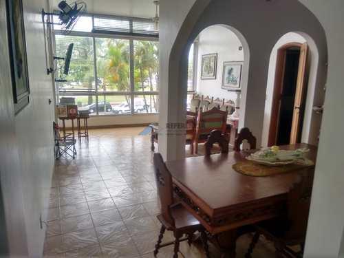 Apartamento, código 658 em Santos, bairro Embaré