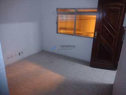 Apartamento, código 662 em Santos, bairro Aparecida