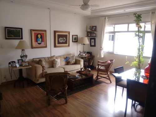 Apartamento, código 665 em Santos, bairro Embaré
