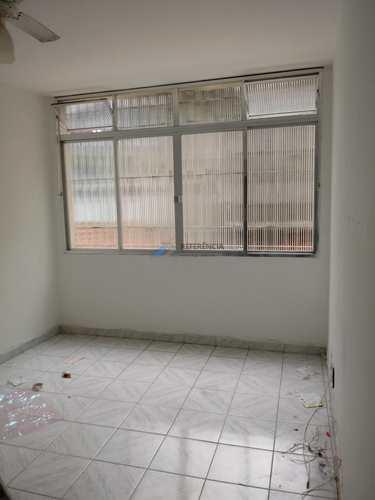Apartamento, código 666 em Santos, bairro Boqueirão