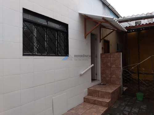 Casa, código 672 em Santos, bairro Vila Mathias