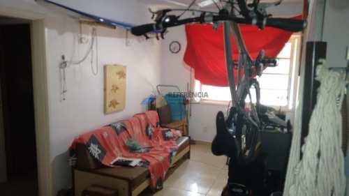 Apartamento, código 676 em Santos, bairro Boqueirão