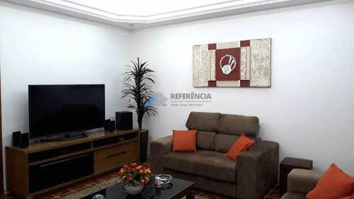Apartamento, código 677 em Santos, bairro Ponta da Praia
