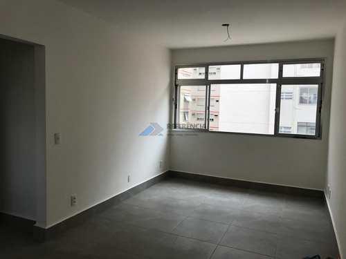 Apartamento, código 680 em Santos, bairro Embaré