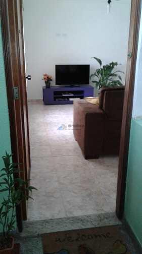 Apartamento, código 691 em Santos, bairro Aparecida