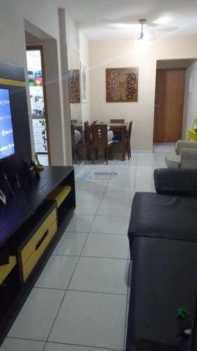 Apartamento, código 692 em Santos, bairro Gonzaga