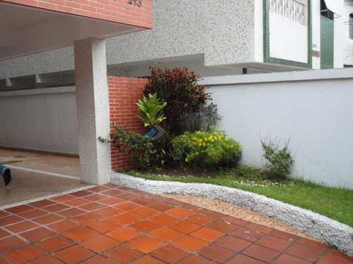 Apartamento, código 693 em Santos, bairro Embaré