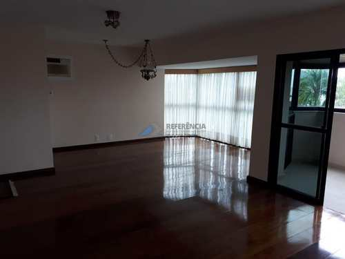 Apartamento, código 703 em Santos, bairro Aparecida