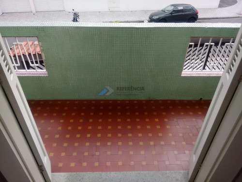 Apartamento, código 706 em Santos, bairro Embaré