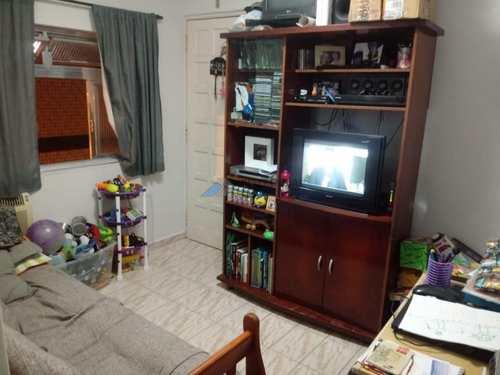 Apartamento, código 708 em Santos, bairro Aparecida