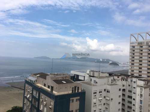 Apartamento, código 710 em Santos, bairro Boqueirão