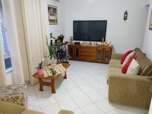 Apartamento, código 714 em Santos, bairro Embaré