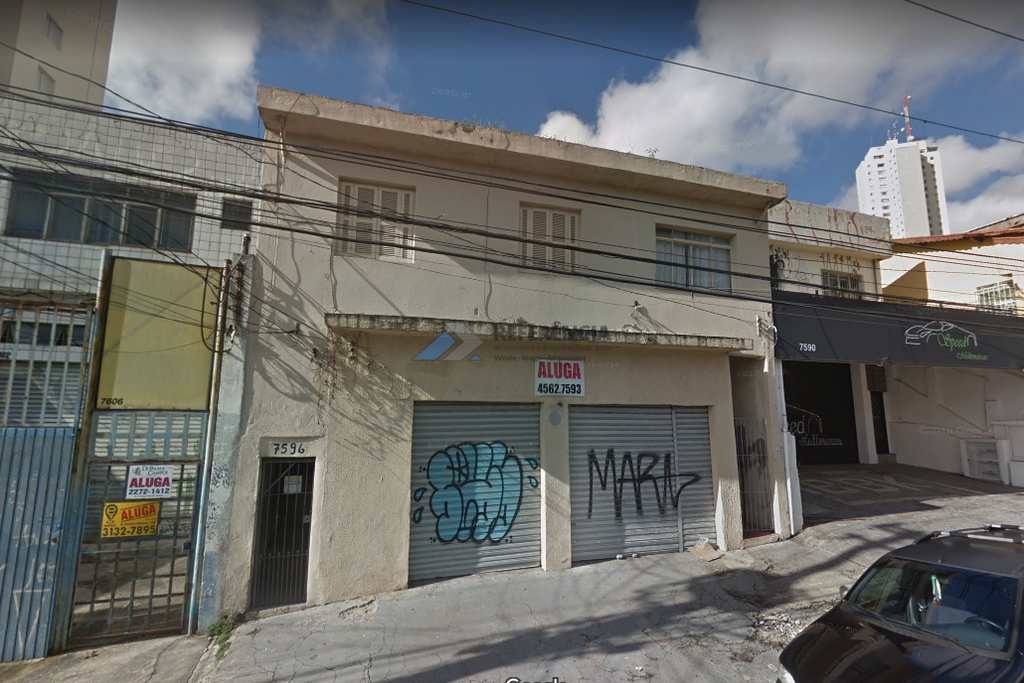 Terreno em São Paulo, no bairro Ipiranga