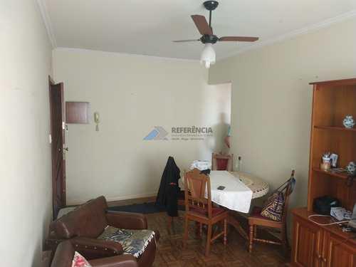 Apartamento, código 720 em Santos, bairro Macuco