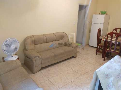 Apartamento, código 741 em Santos, bairro Boqueirão