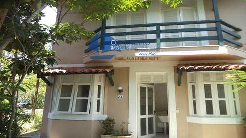 Casa de Condomínio, código 17580 em São Sebastião, bairro Juquehy