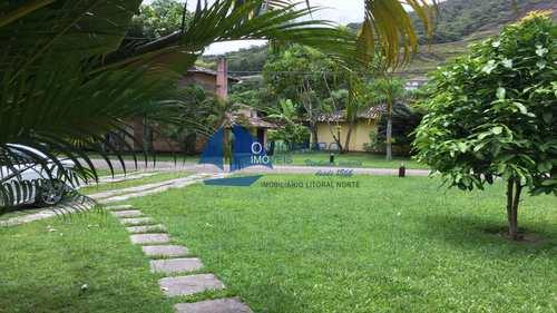 Casa de Condomínio, código 17574 em São Sebastião, bairro Camburizinho