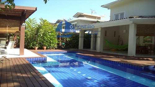 Casa de Condomínio, código 17556 em São Sebastião, bairro Baleia