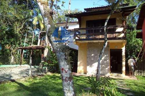 Casa de Condomínio, código 17536 em São Sebastião, bairro Camburi