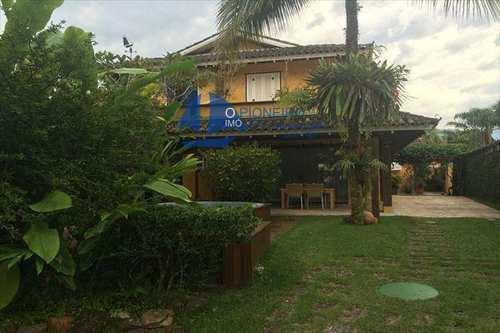 Casa de Condomínio, código 17521 em São Sebastião, bairro Camburi